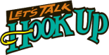 Let's Talk Hook Up Logo